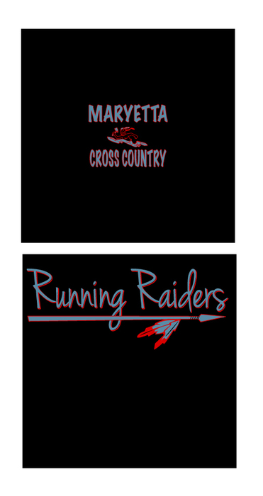 cross country shirt